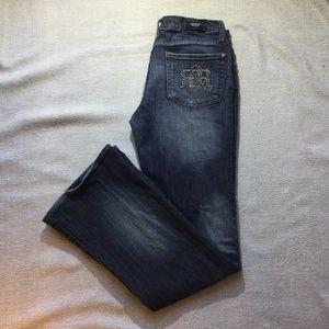 Rock & Republic bootcut/ flare jeans size 28